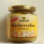 Getestet// Brotaufstriche Kichererbse und Tomate von Alnatura
