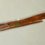 Getestet// Veggie ›Salami‹ Stick
