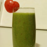 Smoothie ›Slimer‹ mit Petersilie – Vitamine pur!