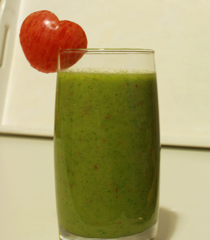 Smoothie Slimer mit Petersilie