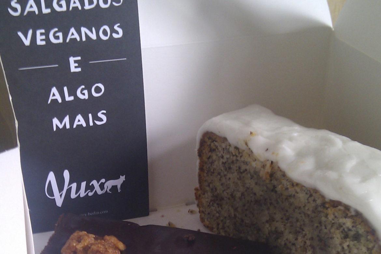 Vux vegane Kuchen
