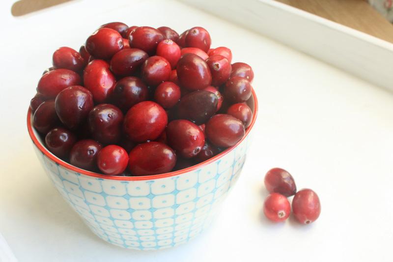 Cranberries sind gesund und machen jung