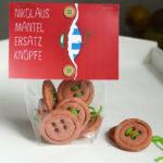 KIDS DIY// Knopf-Kekse zum Nikolaus