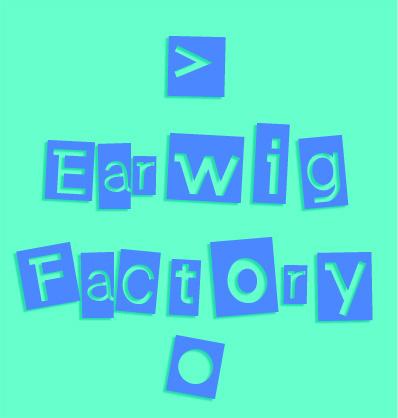 earwig factory free font