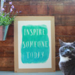 Inspire someone today!