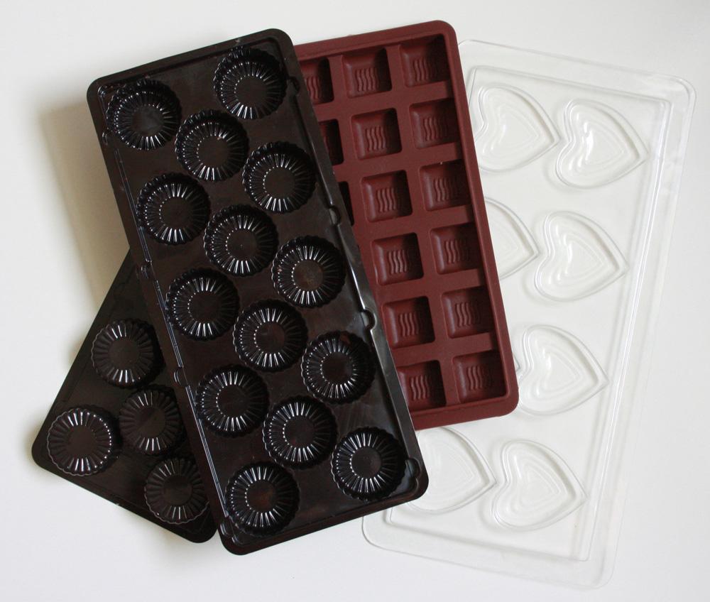 Pralinenform Schokoladenform