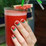 Frischer Wassermelonen Smoothie