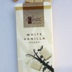 Getestet// Wie schmeckt eigentlich weiße vegane Schokolade?