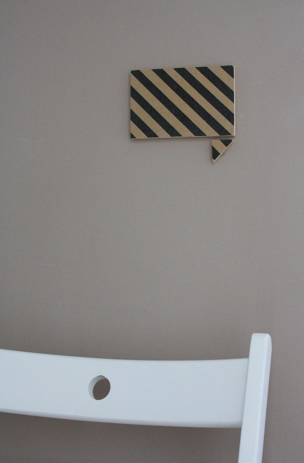 IKEA HACK: Terje Klappstuhl Aufhängung