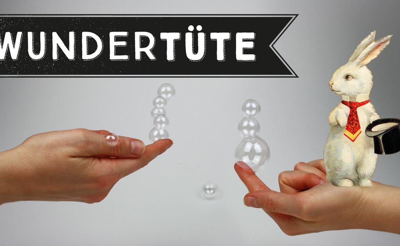 Stabile und haltbare Seifenblasen, die nicht platzen