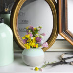 Neue Leidenschaft — Vasen und Kerzenhalter aus Beton