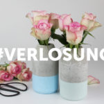 Verlosung: Betonvase zu gewinnen